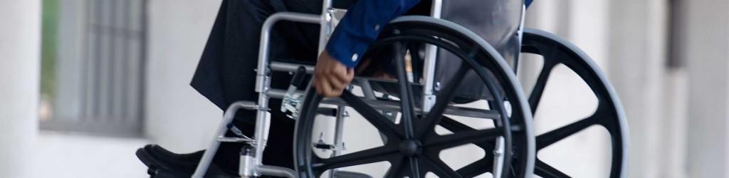 acceso para minusvalidos