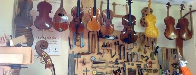 instrumentos pared