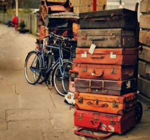 equipaje viajeros